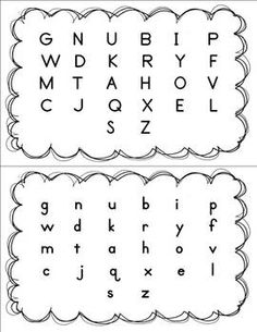Kindergarten Skills assessment: Recording sheets and assessment tools Kindergarten Assessment, Kindergarten Reading, Kindergarten Classroom, Kids Educational Crafts, Recording Sheets, Pre Writing, Letter Recognition, Beginning Of School, Abcs