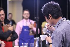 Barista Championship! - Canadian Coffee & Tea Show Toronto 2012