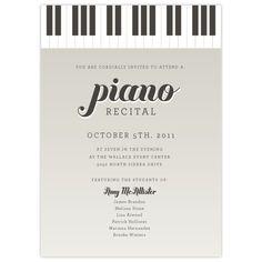 Piano recital ♡♥♡