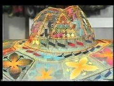Patrimonio Cultural y Natural del Paraguay - ARTESANIA - YouTube