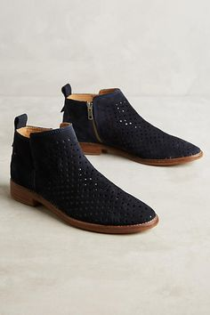 Hudson Shoes Hudson Revelin Perforated Boots
