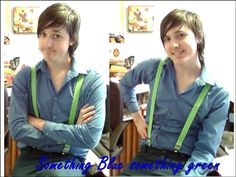 blue and green, fashion, dress up, styling, fun, everyday looks. clothes, clothing,mens fashion, funky, trendy