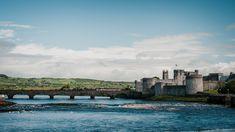 King John's Castle é uma das atrações de Limerick, cidade irlandesa que pode ser conhecida em um bate e volta a partir de Dublin