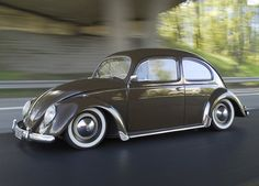 1954 VW Oval Beetle, XBrosApparel Vintage Motor T-shirts, VW Beetle & Bug T-shirts, Great price