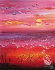 New Art! Beach Lovers ($35) | 8/24/2016 - Colorado Springs, CO - East