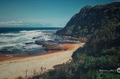 Secluded spot, Cliffs with jagged rocks down below - Australia. Click picture to see the full image. Check out my page for more travel, nature and landscape photography projects.