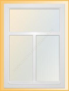 ... Holzfenster mit echter glasteilender Sprosse