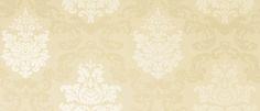 Laura Ashley  Delancy Gold Damask Wallpaper  £27.30