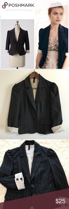 Anthropology all yours by Sine Blazer My favorite Blazer , used twice . Fits true to the size . Anthropologie Jackets & Coats Blazers