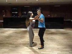 Axel & Romina #Bachata Zouk Fusión - YouTube (amazing turns!)