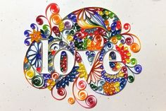 paper quilling by chris freville | 16 23 art quilling quilling art images quilling flowers quilling ...