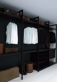 Walk-in wardrobes and closets  BODIE and FOU★ Le Blog: Inspiring Interior Design blog by two French sisters