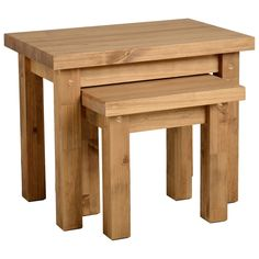 Wood Furniture Living Room, Wooden Bedroom, Solid Wood Table, End Tables, Channel Islands, Wax, Modern Living, Uk Deals, Amazon Sale