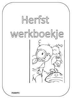Juf Shanna: werkboekje herfst (groep 3-4-5) Hello Autumn, Art Therapy, Preschool Crafts, Fall Crafts, Homeschool, Classroom, Teaching, Stage, Scouts
