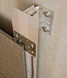 Sistema fachada ventilada 300P- SB FIJACIONES