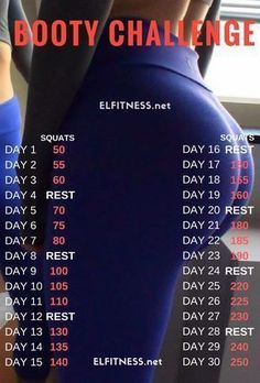 The 30 day squat challenge can be done by anyone as this is very . - The 30 day squat challenge can be done by anyone as it is very simple and straightforward - Fitness Herausforderungen, Fitness Workout For Women, Fitness Routines, Fitness Workouts, Workout Routines, Physical Fitness, Health Fitness, Retro Fitness, Fitness Couples