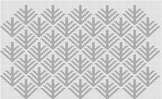 松笠 Fair Isle Knitting Patterns, Knitting Charts, Knitting Stitches, Needlepoint Stitches, Embroidery Stitches, Loom Bracelet Patterns, Pixel Pattern, Japanese Embroidery, Tapestry Crochet