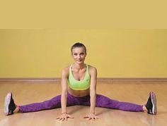 Челлендж: на шпагат за 30 дней 30 Day Plank Challenge, Weight Loss For Women, Yoga Poses, Marie, Health Fitness, Challenges, Gym, Legs, Workout