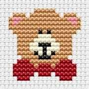 Cross stitch | Teddy Bears - Stitcher
