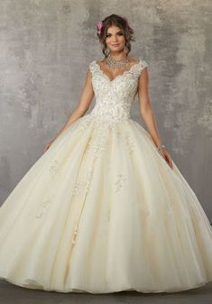 7584409a74a Mori Lee Valencia Quinceanera Dress Style 60033