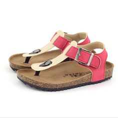 >> Click to Buy << 2016 summer children's shoes boys genuine leather sandals kids footwear real leather shoes cow cattle leather beach sandals  #Affiliate