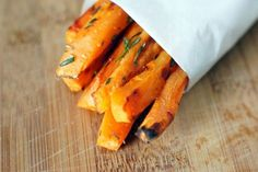 Sweet Potato Fries   31 Foods You Should Learn To Make In College