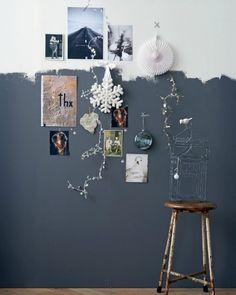 Bijzondere muurverf: 3D, metallic en schoolbordverf | Mrwoon