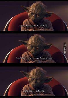 Yoda for life