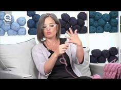 ▶ Lavora a maglia con Emma Fassio - Collo a rettangoli - Parte 1 - YouTube