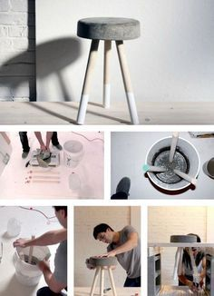 """Très tendance, le DIY """"Do It Yourself"""" est une pratique de plus en plus développée. Construire quelque chose de s..."""