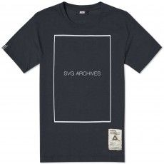 SVG Archives by Neighborhood ACVS Tee (Black)