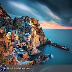 Vernazza in La Spezia, Liguria  Cinque Terre