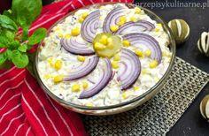 Szybka sałatka z tuńczykiem | Przepisy Kulinarne