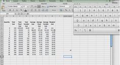 Cost to Complete for Construction in Excel: http://www.quantity-takeoff.com/cost-calculations-using-an-excel-spreadsheet.htm