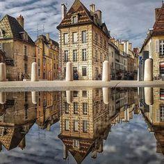Rues de Dijon