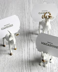 DIY Animal Cardholders