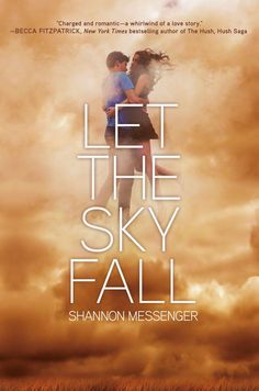 Bookadictas: SAGA LET THE SKY FALL 1 Y 2, SHANNON MESSENGER