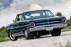 1963 Ford Falcon - Power To Weight Photo & Image Gallery