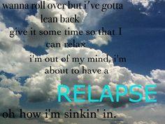 Cody Simpson's lyrics. i did make this myself.  :)