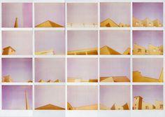 """Saatchi Online Artist: andrea tonellotto; Polaroid, 2012, Photography """"composizione #4"""""""