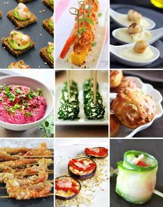 easy holiday appetizers recipes