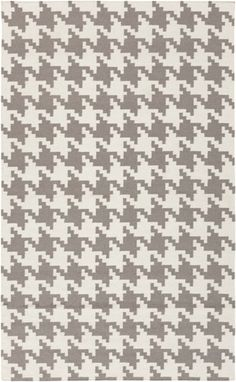 Anchor your living room seating group or define space in the den with this artfully hand-woven wool rug, showcasing a houndstooth motif for classic appeal. Wool Area Rugs, Wool Rug, Thing 1, Home Living, Living Room, Grey Rugs, Ivory Rugs, Throw Rugs