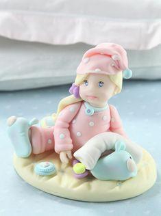 Listos para dormir Compra el patron con las instrucciones en www.eviadigital.com y regalale este lindo proyecto a la personita que mas queres♥