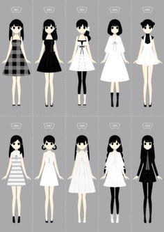 드레스 종류