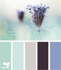 Design Seeds for all who color thistled tones Colour Pallette, Color Palate, Colour Schemes, Color Combos, Design Seeds, Pantone, Color Concept, Colour Board, Color Stories