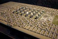 Le Corbusier / ヴォアザン計画