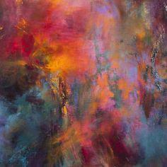 Rikka Ayasaki, Passions, Roman road 7048 (80x60cm New artwork)