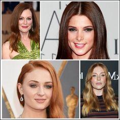 2017 Haar Farbe Ideen für Rothaarige - Trend Frisuren Stil #Frisuren #HairStyles Es ist oftmals, dass Frauen ihre Schlösser vor kurzer Zeit aus Gründen welcher Mode färben. Im Kontrast dazu es war nicht so seither frühen Tagen....