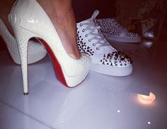 Again with the Louboutins <3