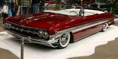 '61 Oldsmobile Starfire